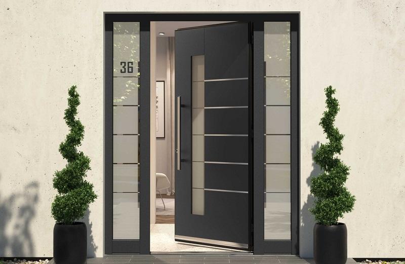 Comment entretenir les portes d'entrée en aluminium